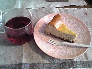 スパイシーチーズケーキ